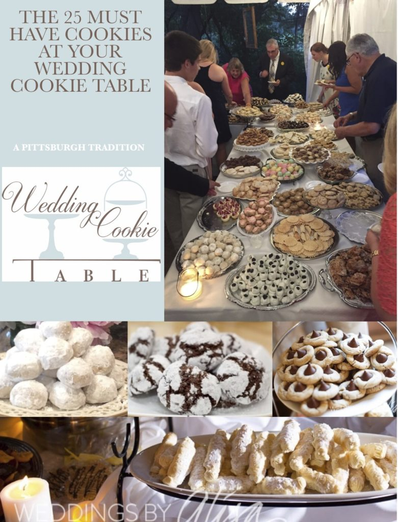 WeddingCookieTablecover