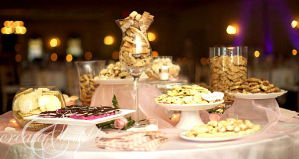 Do it yourself wedding cookie table designs jeannie is a diy expert she loves it and blogs about it jeannie wrote about the cookie table on her blog create babble jeannie did an extraordinary solutioingenieria