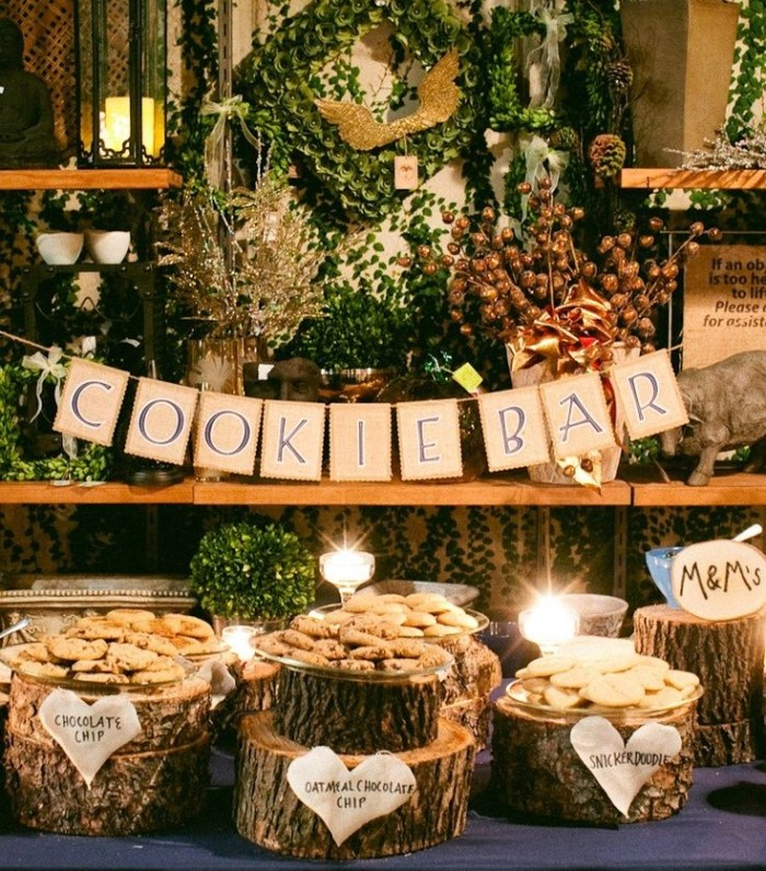 wedding-philippines-30-cute-cookie-bar-buffet-food-ideas-for-your ...